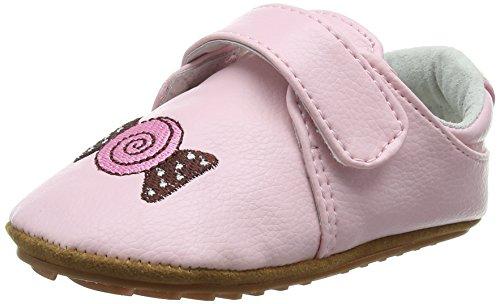 Rose & Chocolat Bonbon Paris Baby Mädchen Lauflernschuhe Pink (Pink) dBQ6wRD