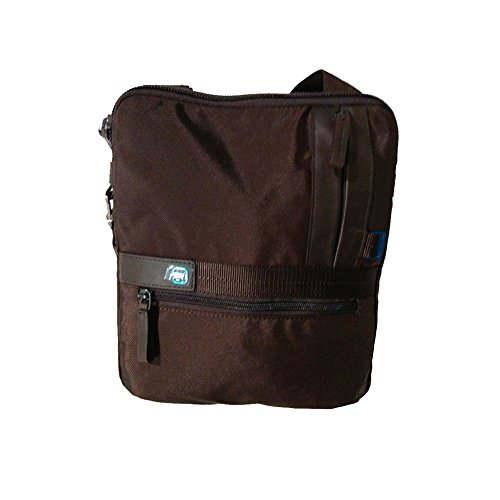 Sac Piquadro | Double poche avant | Ligne Nimble | OUTCA1816NI-Brown