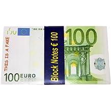 Bs five 4029811267491 - Block de notas 100€ euros