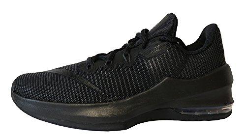 NIKE Kinder Freizeitschuh NIKE AIR MAX INFURIATE II schwarz, Größe:40 (Nike Air Max Jungen, Größe 2)