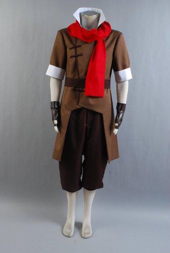 Avatar The Legend of Korra Mako Cosplay (Korra Kostüm Mako)