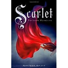 Scarlet by Marissa Meyer (2013-11-05)