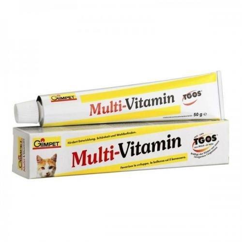 Gimborn Gimpet Multi - Vitamin für Katzen 50 g, Katzenleckerli, Katzenfutter