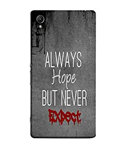 PrintVisa Designer Back Case Cover for Sony Xperia Z3+ :: Sony Xperia Z3 Plus :: Sony Xperia Z3+ dual :: Sony Xperia Z3 Plus E6533 E6553 :: Sony Xperia Z4 (Butterfly single attractive look)