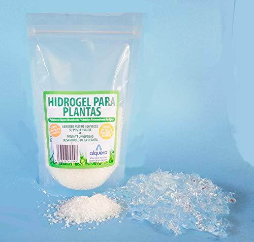 Hidrogel - Retenedor de Agua - Poliacrilato de Potasio 200 gramos