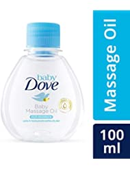 Baby Dove Baby Massage Oil, 100ml