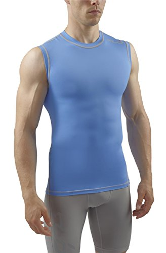 Sub Sports Men's Dual Compression Baselayer Sleeveless Top