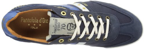 Zapatilla Doro Loreto Equipo Nylon Low Men, Sneaker Men Blue (bleu - Blau (blue Indigo))