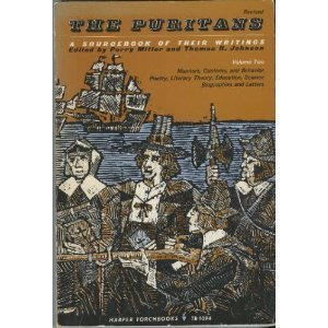 Puritans: A Sourcebook of Their Writings (Academy Library)