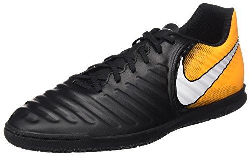 De Fútbol Tiempox Rio Negro blanco Hombre Iv Ic voltios Nike Naranja láser Negro Zapatos SXYqU