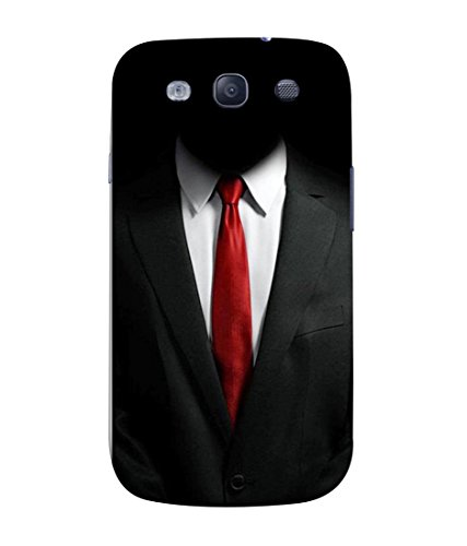 PrintVisa Designer Back Case Cover for Samsung Galaxy S3 I9300 :: Samsung I9305 Galaxy S Iii :: Samsung Galaxy S Iii Lte (Suit shirt tie formal decent)  available at amazon for Rs.349