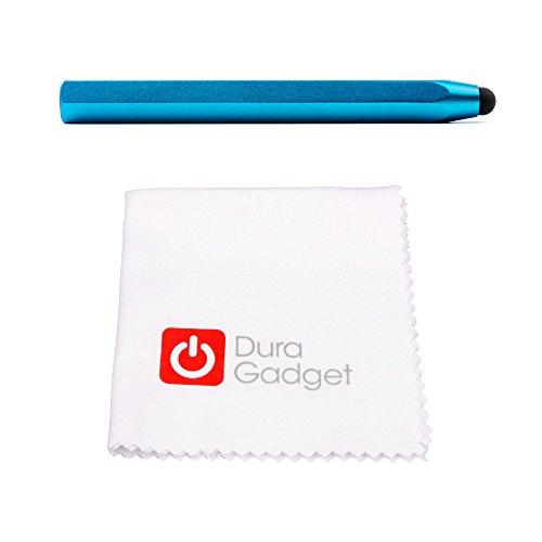 DURAGADGET Blauer Touchscreen-Eingabestift für Microsoft Lumia 535 und Nokia Lumia 810/820 / 822 Smartphone - perfekt für kleine und große Hände