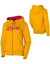 Etnies Damen Sweatshirt Script Fill Zip Fleece