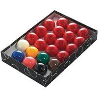 Powerglide–Bolas de snooker mesa de billar bolas de billar caja Set