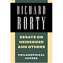 By Richard Rorty - Objectivity. Relativism. and Truth: Philosophical Papers