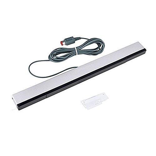 CAVN Neue Ersatz Verkabelt Infrarot Ray Sensor Bar für NIntendo Wii und Wii U-Konsole