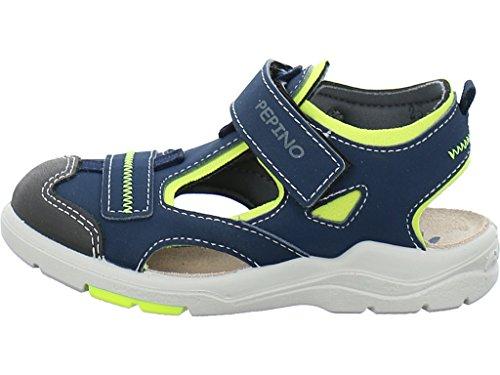 Ricosta 33-21900 Jo sandales garçon Bleu
