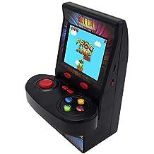 Webla - Mini consola de juegos Joystick Game Arcade Joystick Nostálgico inalámbrico Juego 100 Puzzle con