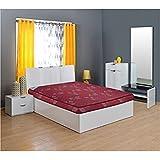 AMENA ENTERPRISES ( Royal Mattress ) Large Foam Mattress, 72x48x4-inch (Multicolour)