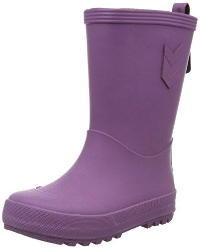 hummel Mädchen Rubberboot Gummistiefel, Violett (Argyle Purple), 28 EU (Argyle-schuh)