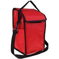 IPOTCH 1 Pedazo Bolsa de Asas Portadora de Comidas Asas Térmica para Almuerzos Duradero Ligero