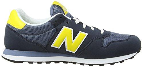 New Balance GM500 Herren Sneakers Grey/Blue