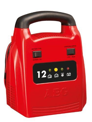 AEG 97005 Automatik-Ladegerät AG 1212, 12 Ampere für 12 V Batterien, CE, IP 20 (Batterie Säure Für Den Verkauf)