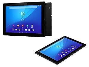 Tablette - Sony Xperia Z4 Tablet (Wi-Fi + LTE, 32 Go, Noir)