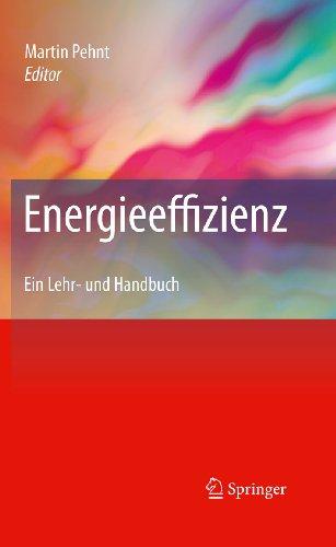 Energieeffizienz: Ein Lehr- und Handbuch