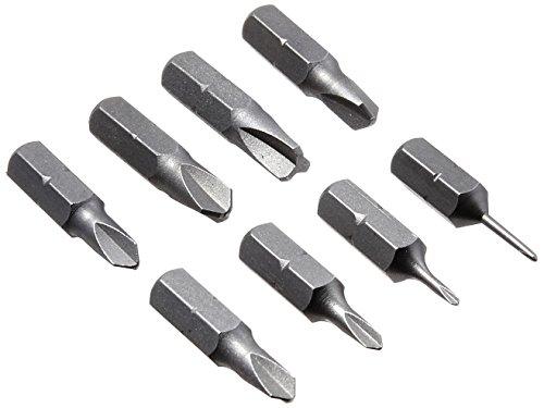 Silverhill Tools ATKYB Triwing Bit Set, 8bits, Größe Y000-Y5