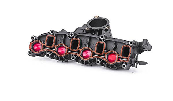 Vollregeneriertes Saugrohr 2 0 Tdi Cr Ohne Stellmotor Kunststoffgehäuse Auto