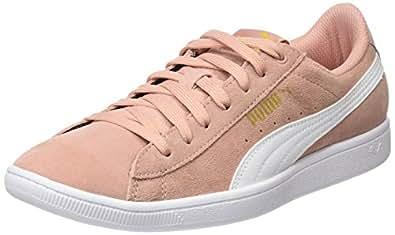 puma damen sneaker peach beige