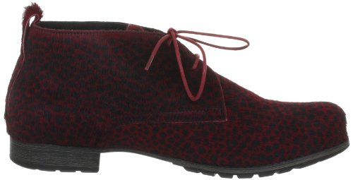 Think Denk 89010, Stivaletti donna Rosso (Rot (rosso/kombi 72))