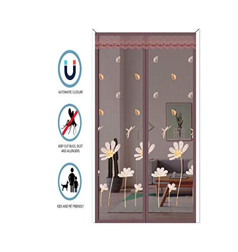 YLF Cortina magnética Mosquito autocebante Anti-Mosquito