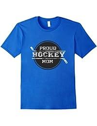 Proud Hockey Mom Shirt Great Gifts Idea T-Shirt For Women