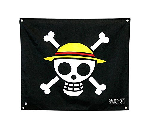 Close Up Bandera One Piece - Skull-Luffy/Calavera