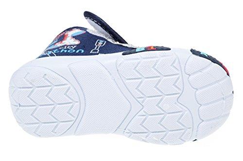 Gibra® Tempo libero scarpe per bambino e neonato, 19–24, colore: blu scuro Dunkelblau