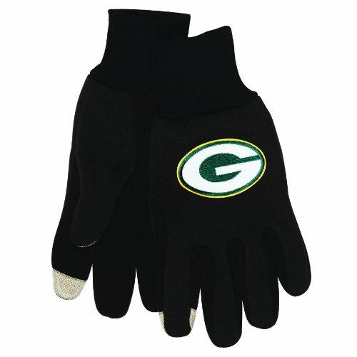 Wincraft NFL Technologie Touch Handschuhe, Herren, Green Bay Packers -