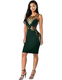 Amazonit Vestito Da Sera Motivi 4121327031 Abbigliamento