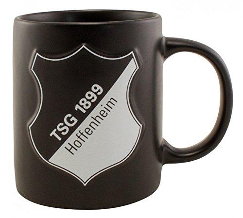 TSG 1899 Hoffenheim Tasse / Becher 'Prägung' black