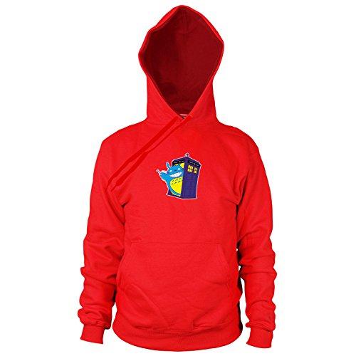 Neighbour Box - Herren Hooded Sweater, Größe: XXL, -