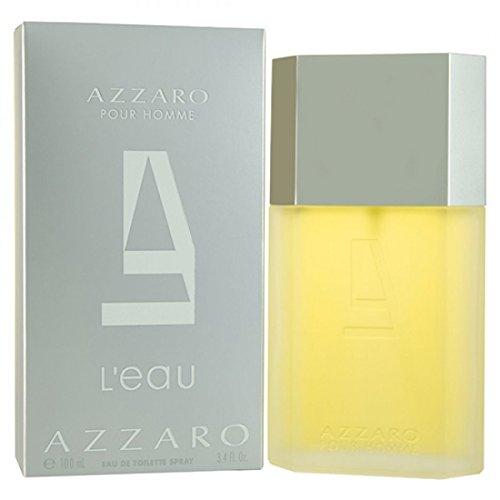 AZZAR0 pour Homme L'Eau Eau de Toilette 100 ml