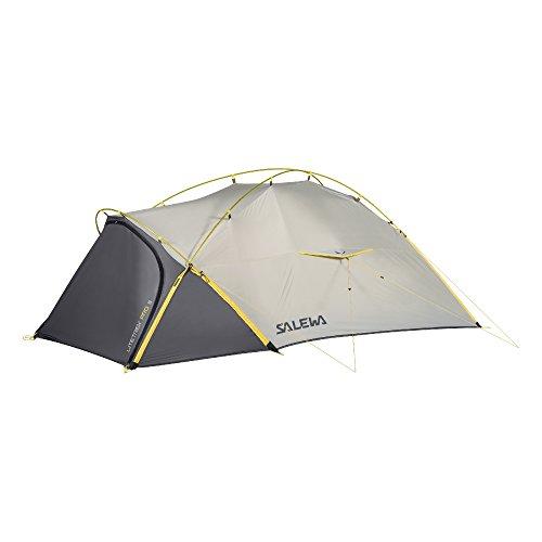 SALEWA Litetrek Pro Iii Tent, Lightgrey/Mango, One size