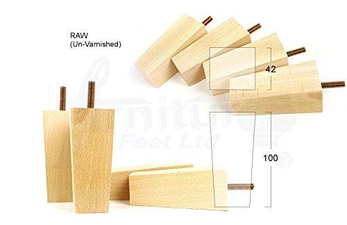 4-x-raw-finish-holz-fusse-ersatz-mobel-beine-100-mm-hohe-fur-sofas-stuhle-hocker-m8-8-mm