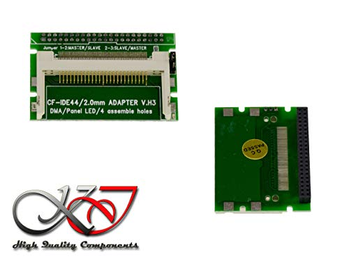 KALEA-INFORMATIQUE. IDE 44 Pin weiblich Stecker zu Compact Flash