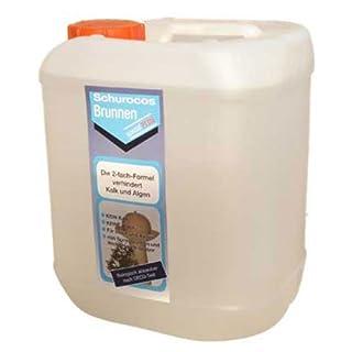 Schurocos 17009 BRUNNEN spezial PLUS 5 Liter