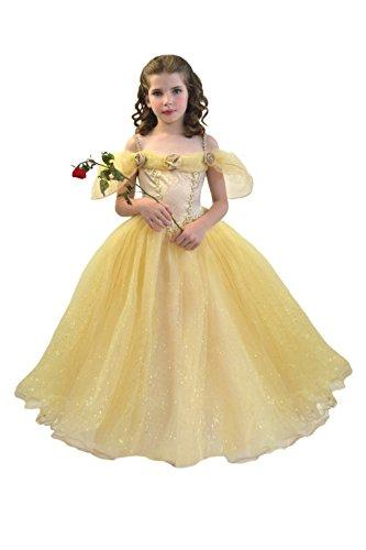 Cesar f662disfraz princesa Belle, 3/5años