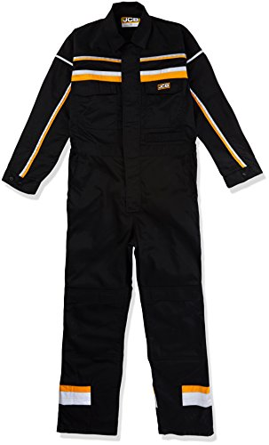 JCB, C-BK-Black-L, Uomini Sudbury Bodywarmer - nero, di grandi dimensioni