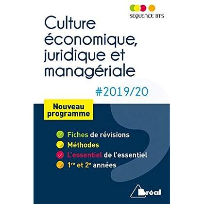 Culture économique, juridique et managériale : BTS tertiares 1re et 2e années