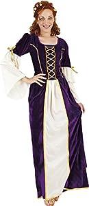 Rubies - Disfraz de Milady, para mujer, talla única (S8234)